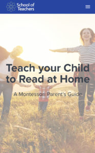 Teach your Child to Read at Home Image