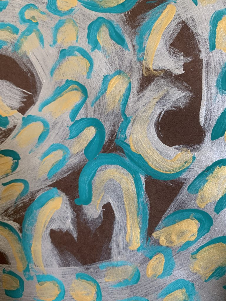 dragon scales by Hailey for collage