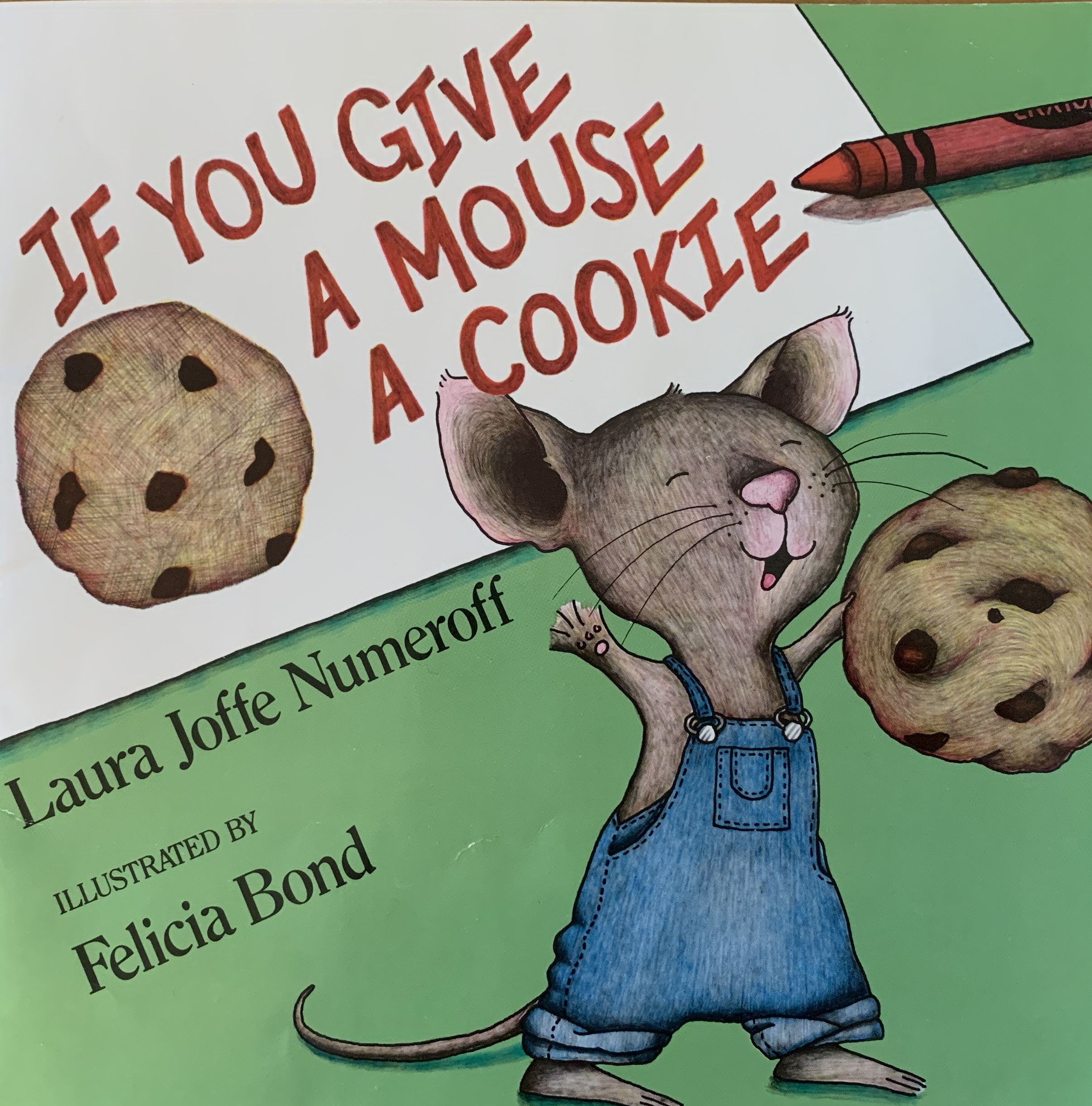 "Cover of ""If you Give a Mouse a Cookie"""